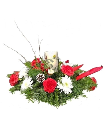 Schroeder's Own Songs of Christmas Flower Arrangement