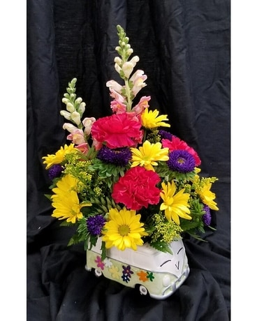Schroeder's Own Summer Fun Flower Arrangement