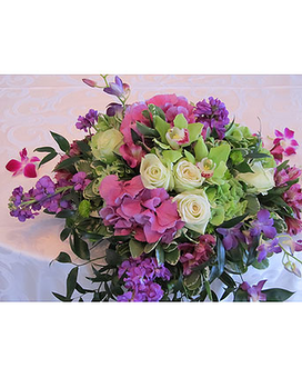 Centerpiece Quick View Wedding Party Flower Arrangement