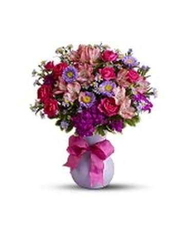 Simply Irresistible Bouquet Flower Arrangement