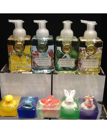 Heartland Fragrance Rubber Ducky in Glycerin Soaps Gifts