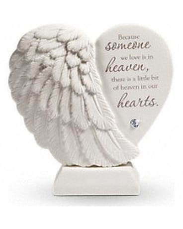 Angel Wing Heart Gifts