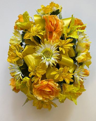 Yellow Monument Topper Custom product