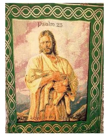 23rd Psalm Throw Gifts