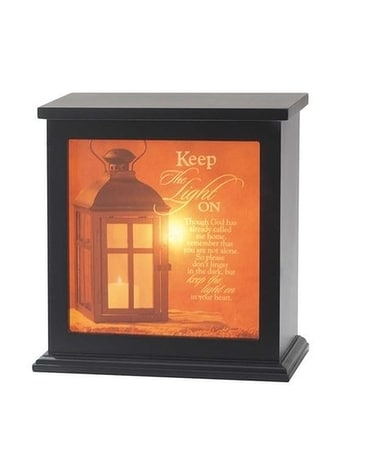 Keep The Lights On Lit Box Gifts