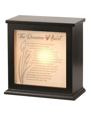 The Reunion Heart Lit Box Gifts
