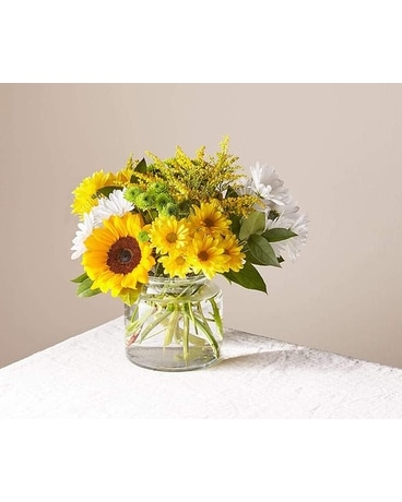 Hello Sunshine Flower Arrangement