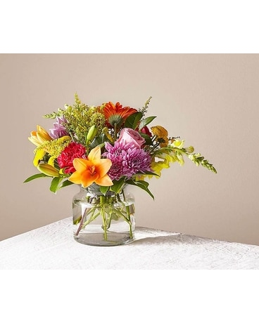 Party Punch Flower Arrangement