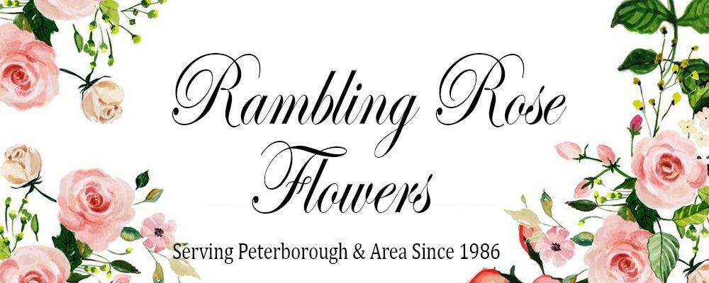 Flower Delivery to Peterborough by Rambling Rose Flowers