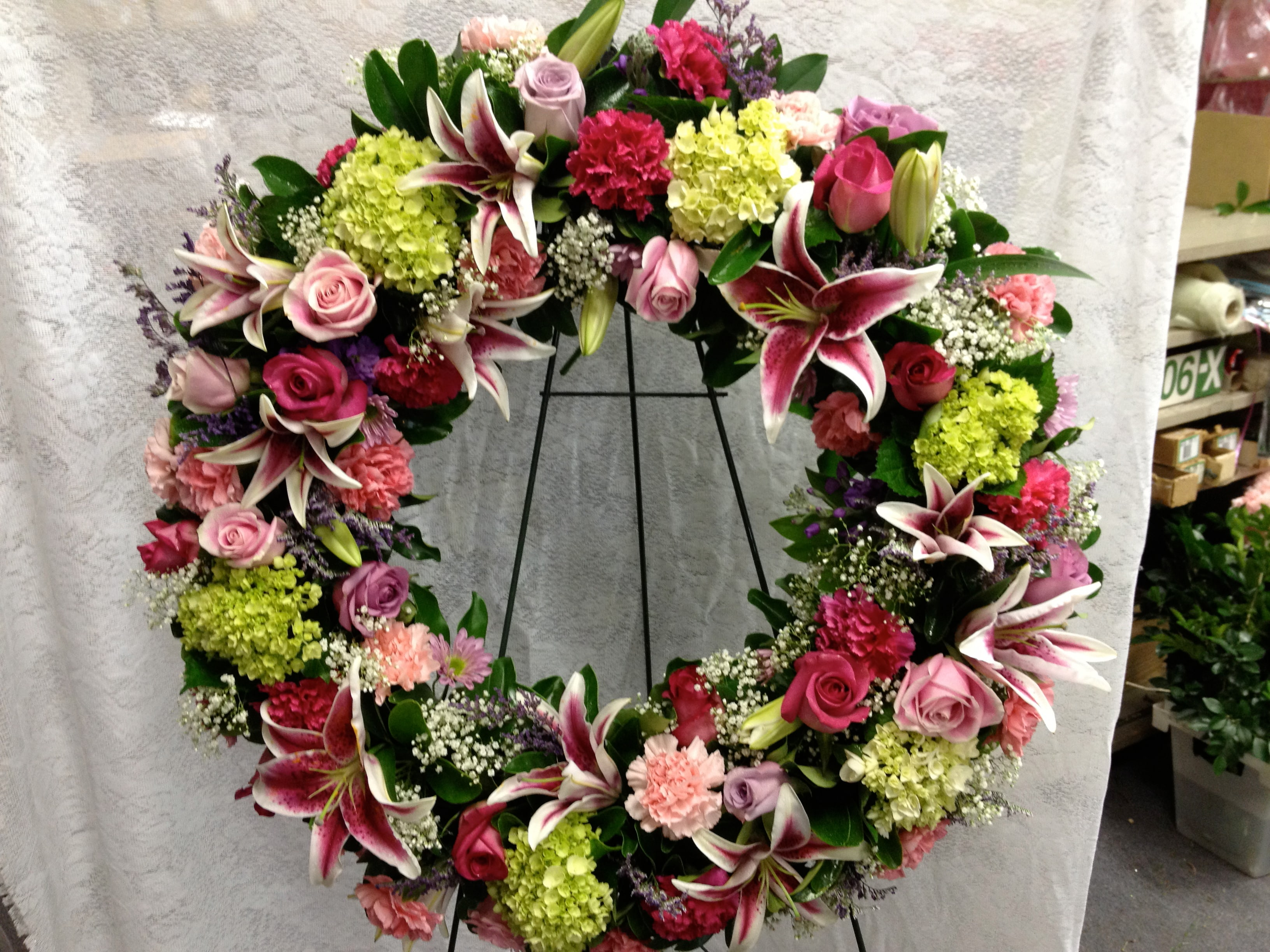 Buy Sympathy And Funeral Flowers From Flower Kingdom