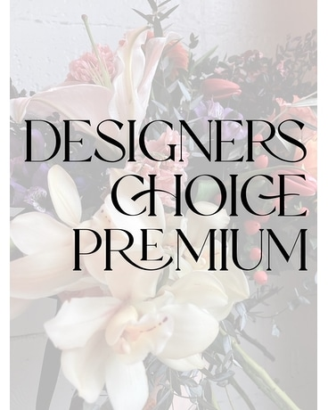 Large Designer's Choice Seasonal Flowers Flower Arrangement