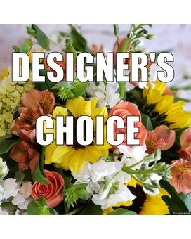 Designer's Choice Mixed Arrangement Flower Arrangement