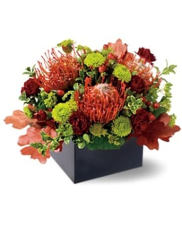 Protea Garden Flower Arrangement