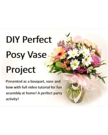 DIY Perfect Posy