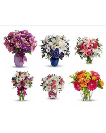 Vase Arrangement Flower Arrangement
