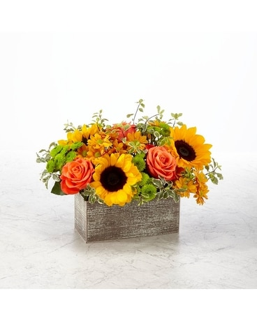 FTD Garden Gathered Bouquet Flower Arrangement