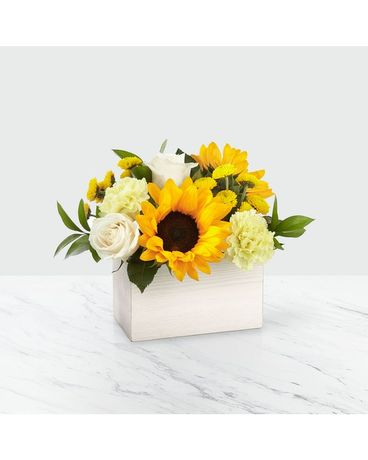 FTD Sweet as Lemonade Flower Arrangement