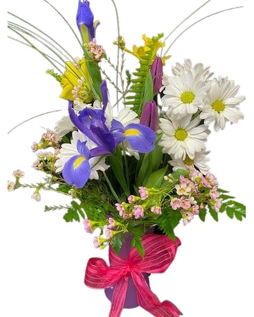 Spring Sonata Bouqet Flower Arrangement