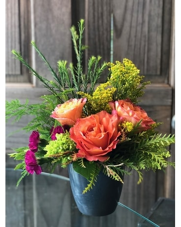 Beach Day Flower Arrangement