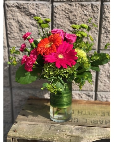 Summer Brights Flower Arrangement