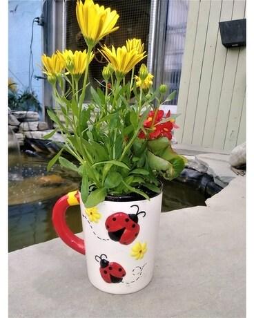 Spring Bug Mug Custom product