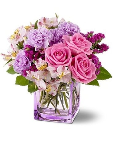 Teleflora's Beautiful Day Flower Arrangement