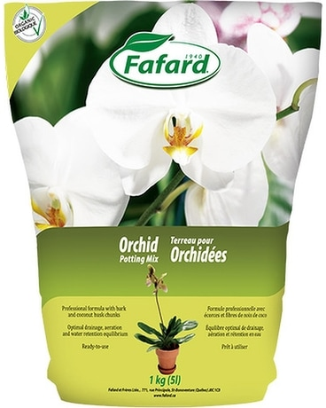 Fafard Orchid Potting Mix $11.49 Custom product
