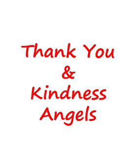 Angels Thank You & Kindness Gifts