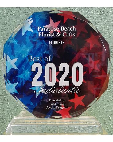Best of 2020 Florists Custom product
