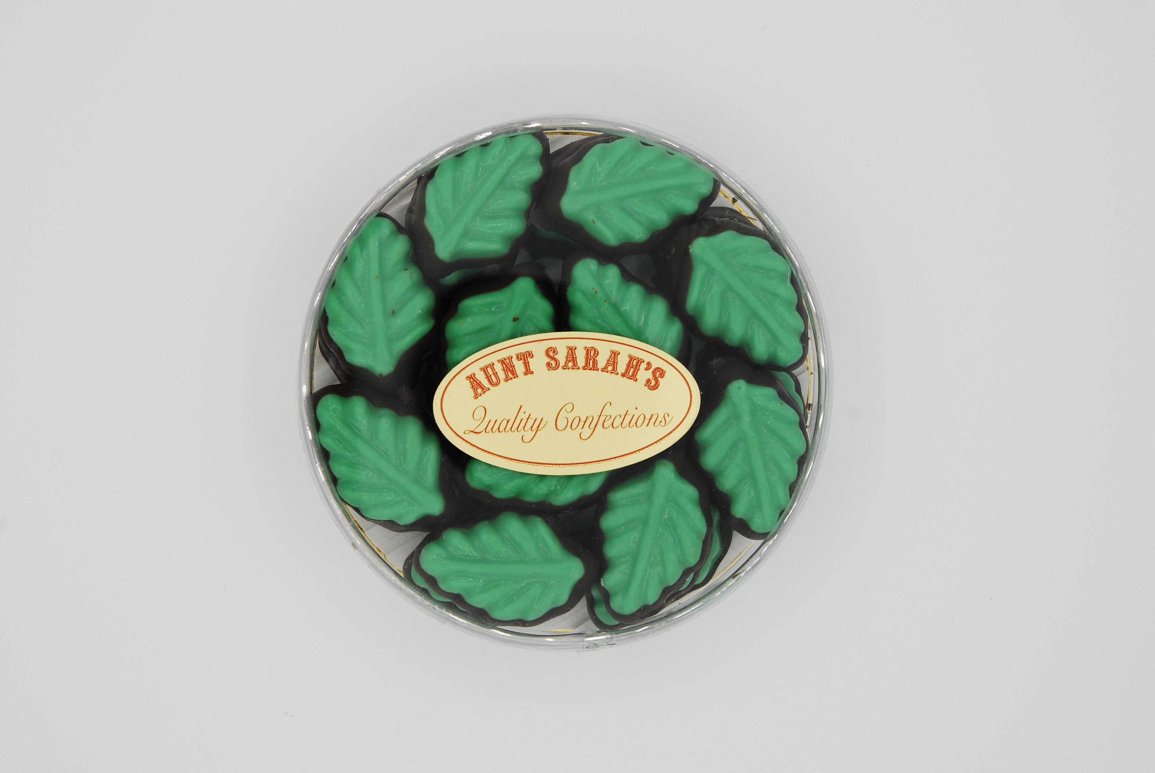 Aunt Sarah's French Mints Round