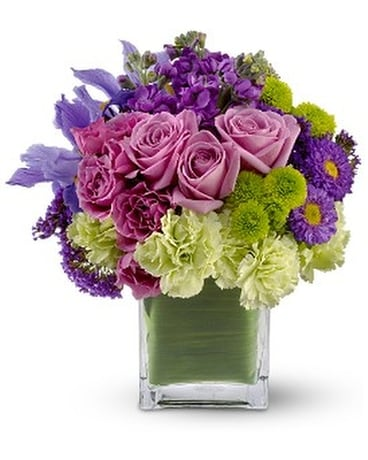 Teleflora's Mod About You Flower Arrangement