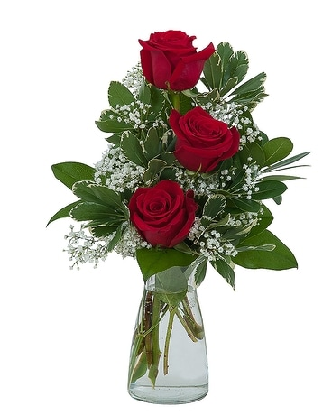 Canyon Flowers - Canyon Roses Flower Arrangement