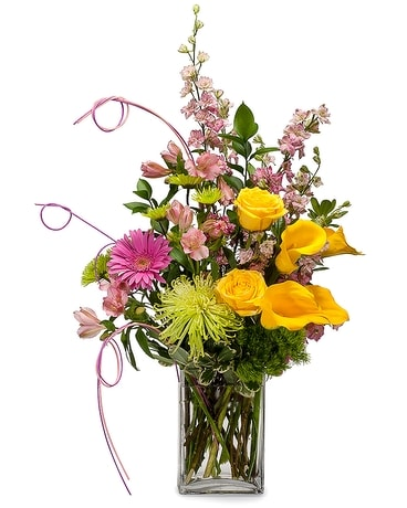 Canyon Flowers - Canyon Cheer Flower Arrangement