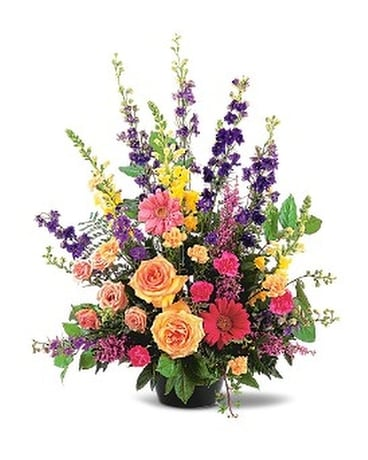 Most Memorable Tribute Flower Arrangement