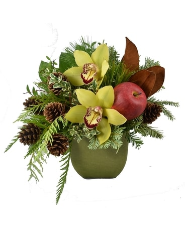 Winter Winds Flower Arrangement