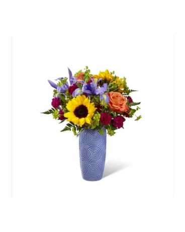 FTD TOUCH OF SPRING BOUQUET