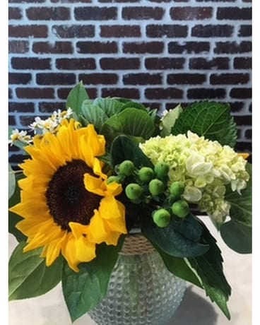 Summer Sun Flower Arrangement