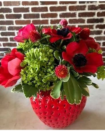 Very Berry Flower Arrangement