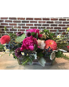 Pocket Full of Posies Flower Arrangement