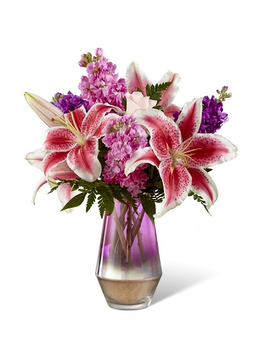 Shimmer and Shine Bouquet Flower Arrangement