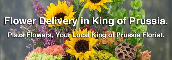 Flower Delivery in King of Prussia, PA