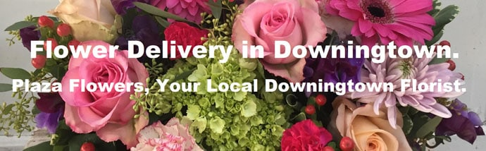Flower Delivery in Downingtown, PA