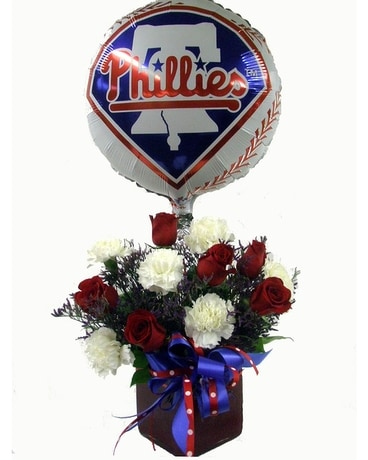 Phillies Phan Bouquet