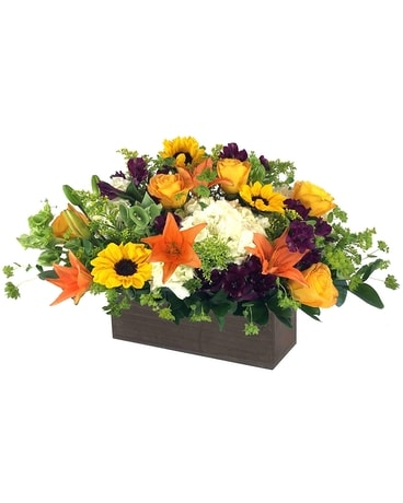 Woodland Blossoms Flower Arrangement