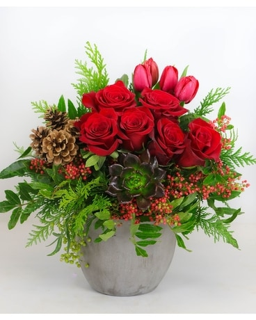 New Traditions Flower Arrangement