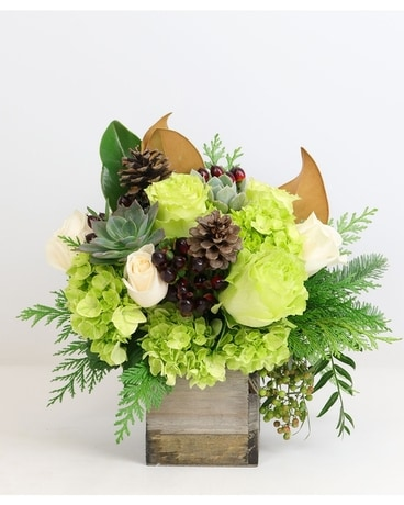 Peace On Earth Flower Arrangement