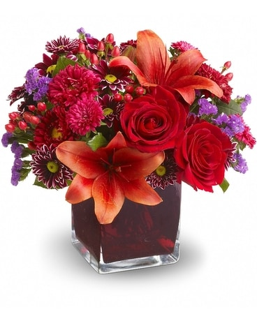 Autumn Grace Flower Arrangement