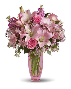 Quick View Pink Bouquet