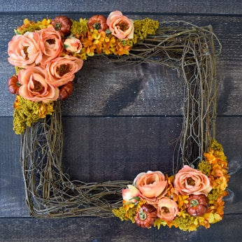 fall wreaths dallas
