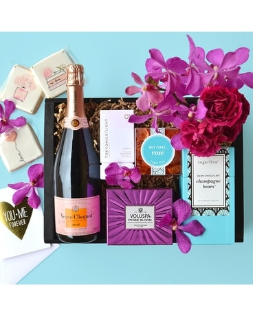 Gifts delivery dallas birthday anniversary baby gifts dr sparkle like champagne luxe box negle Gallery